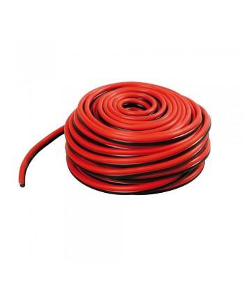 Cavo elettrico a due fili - 1 mm² x 10 m