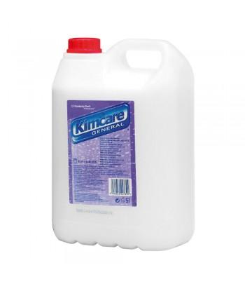 Kimcare General, fustino da 5L, detergente liquido per mani universale per dosatori