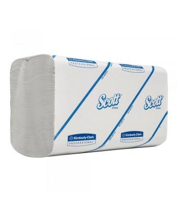 Set 15 box da 300 fogli asciugamani in carta, 1 velo intercalati idrosolubili