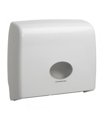 Dispenser in plastica per carta igienica jumbo roll