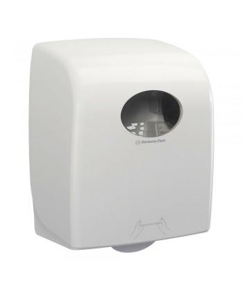 Dispenser in plastica per asciugamani di carta in rotolo