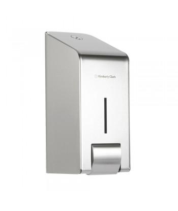 Dispenser in acciaio inox per detergente mani