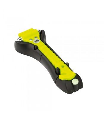 Life-Hammer Classic, martello salvavita fluorescente