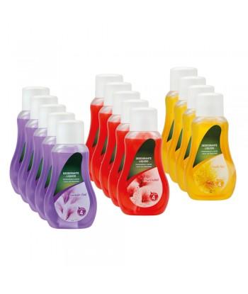 Assortimento deodoranti liquidi, 14 pz - 375 ml