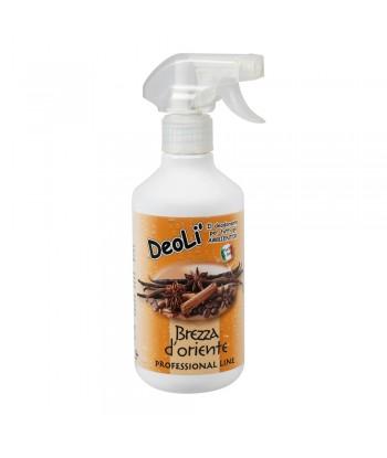 Deolì, deodorante professionale - 500 ml - Brezza d'oriente