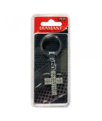 Portachiave Diamant - Croce...