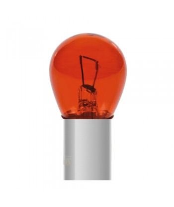 12V Red Dyed Glass, Lampada...