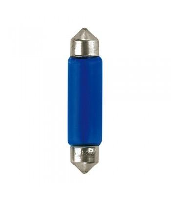 12V Blue Dyed Glass,...