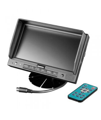 "M1, Monitor LCD 7"", Cam 1"