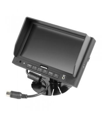 "M2, Monitor LCD 7"", Cam 1/2/3"