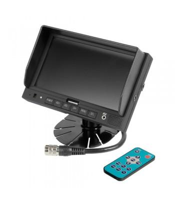 "M3, Monitor LCD 7"", Cam..."