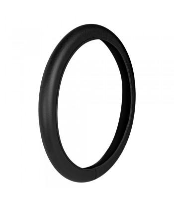 Skin-Cover, coprivolante elasticizzato in vera pelle - M - Ø 38/40 cm