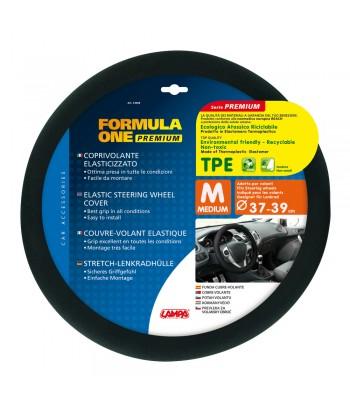 Formula One, coprivolante in poliestere - M - Ø 37/39 cm