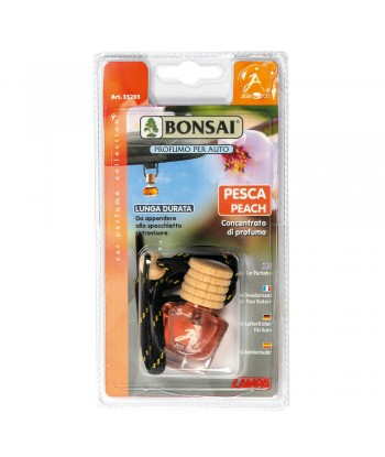 Bonsai, deodorante - Pesca