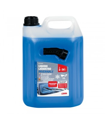 Liquido detergente cristalli (-36°C) - 5000 ml