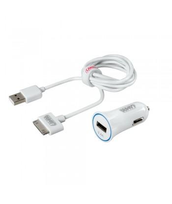 Kit 2 in 1 Apple Dock 30 Pin - 12/24V