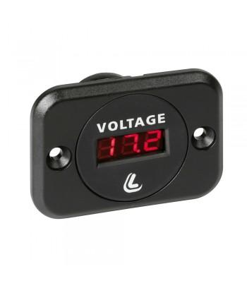 Ext-9, voltimetro digitale, 6/30V