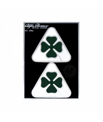 Alfa Romeo Adesivi Chrome Tabs