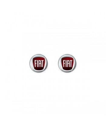 Fiat Adesivi 3D Logo 12 mm