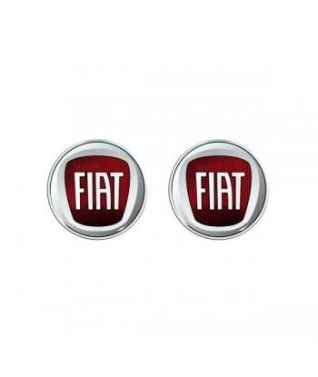 Fiat Adesivi 3D Logo 21 mm