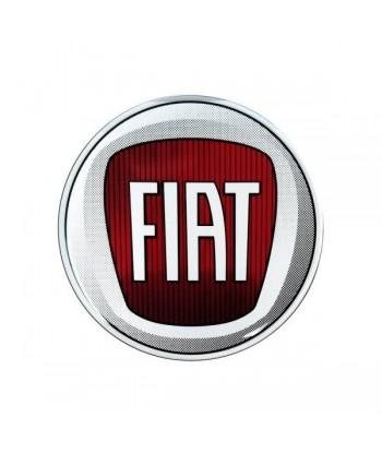 Fiat Adesivi 3D Logo 48 mm