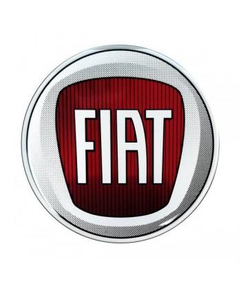 Fiat Adesivi 3D Logo 58 mm