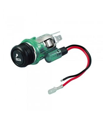 Euro-Style, kit accendisigari illuminato 12V