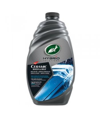 Shampoo-cera ad asciugatura...