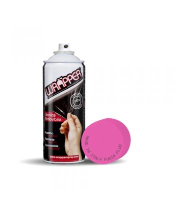 Wrapper, pellicola spray...