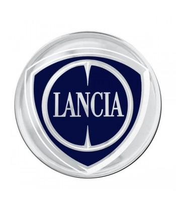Lancia Adesivi 3D Logo 58 mm