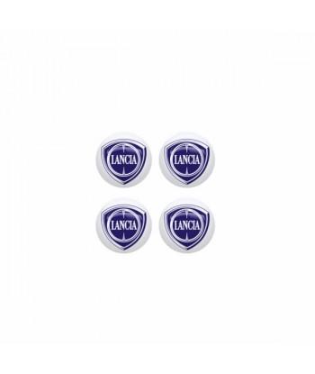 Lancia Adesivi 3D Logo 9 mm