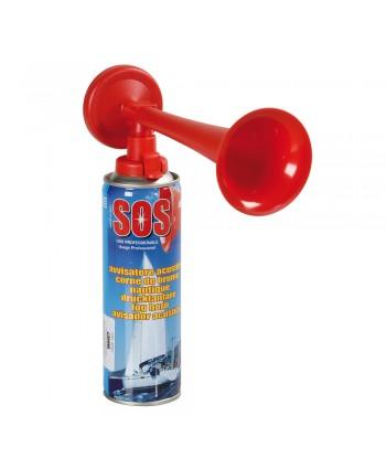 Avvisatore acustico a gas - 300 ml