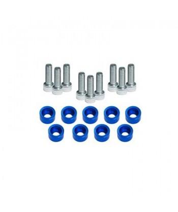 9 PRO ALLEN SCREWS M8X35 BLU