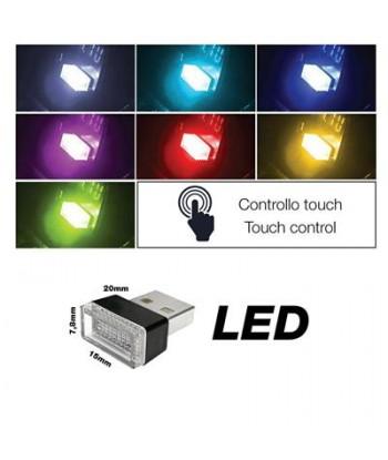 USB LED ATMOSPHERE RGB CON...