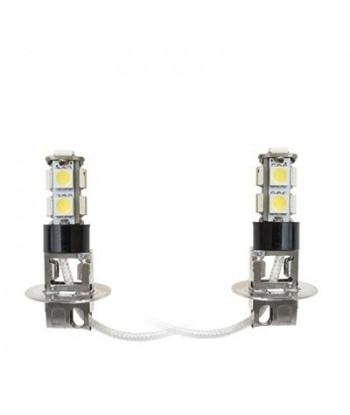 KIT 2 LAMP.LED SERIES H3