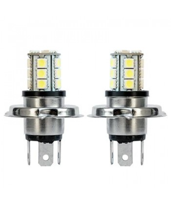 KIT 2 LAMPADINE LED SERIES H4