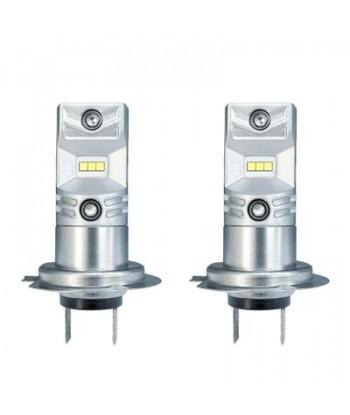 KIT 2 LED H7 CON 6CSP LED