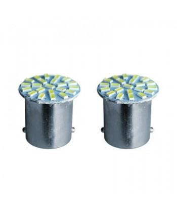 1 LAMP. 6 LED BIANCO