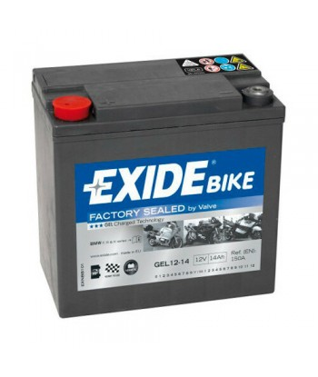 Batteria 12V - Exide Bike...