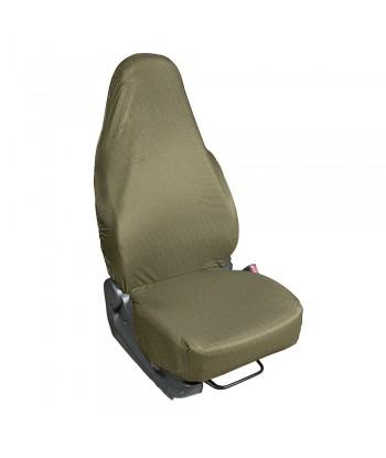 Easy Cover, coprisedile anteriore elasticizzato - Beige