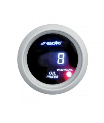 Manometro pressione olio...