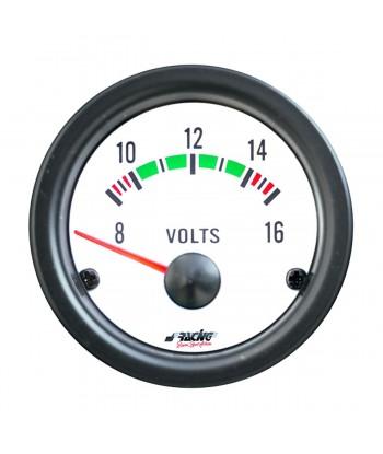 Voltmetro elettrico White line