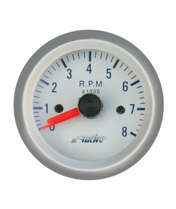 Contagiri 0-8000 RPM Silver...