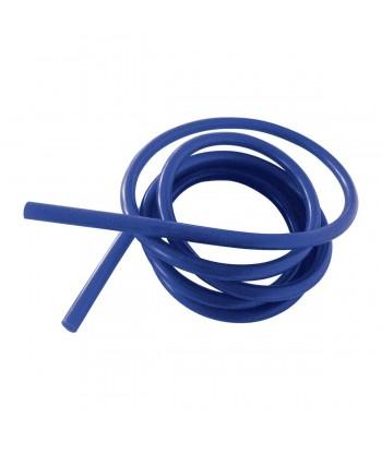 Tubo aria/acqua silicone blu