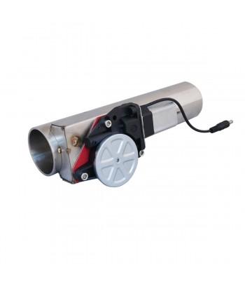 Exhaust valve completa di tubo