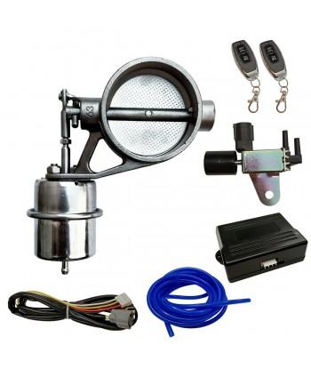 Exhaust valve con telecomando