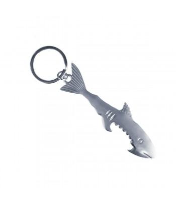 Portachiavi cavatappi squalo