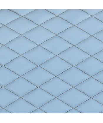 Cover-Tech, coppia coprisedili anteriori in Skeentex - Azzurro/Grigio