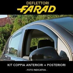 KIT DEFL.ANT+POST.BMW X3 F25