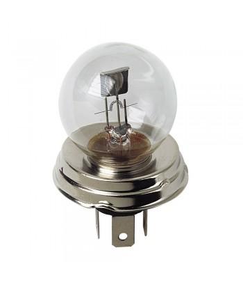 12V Lampada asimmetrica biluce - R2 asymmetric - 40/45W - P45t - 1 pz  - Scatola